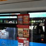 CityMobil - Bus-Display 1